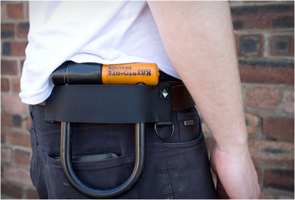 U-lock Holster | By Trakke | Image