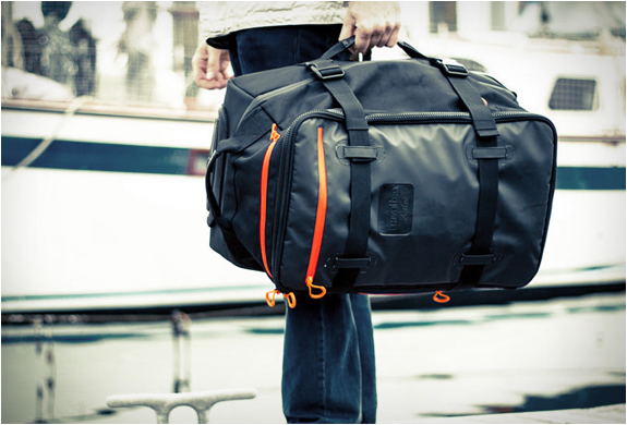 TRAVELTEQ ACTIVE CARRY-ON BAG | Image