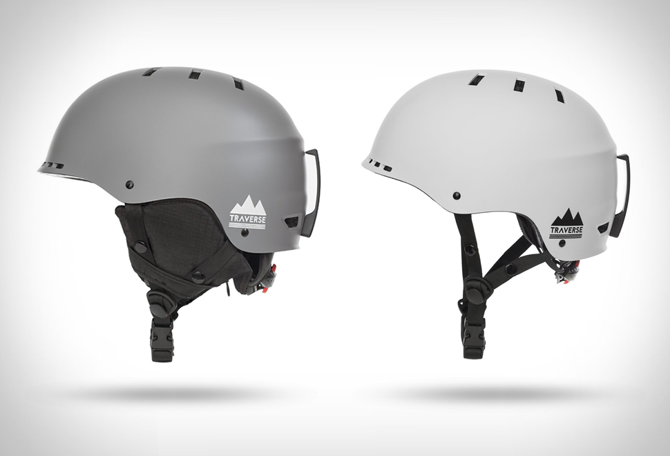 Traverse Convertible Snow/bike Helmet | Image