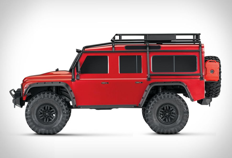 Traxxas RC Defender | Image