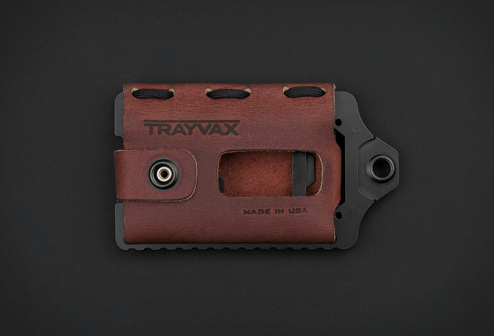 Trayvax Element Wallet | Image