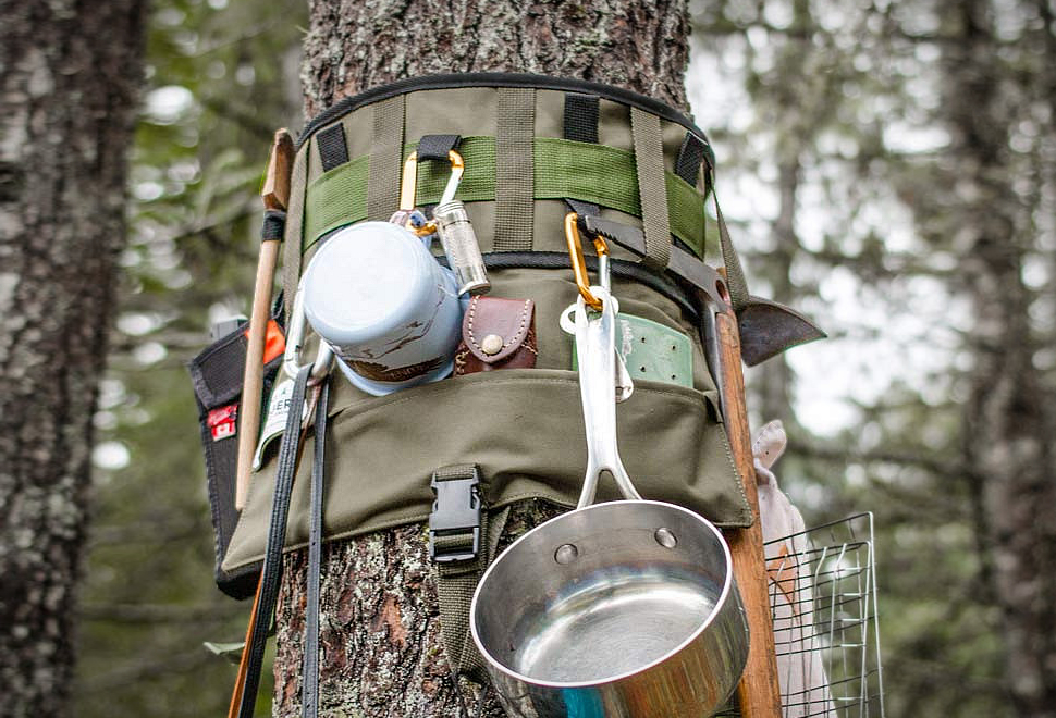 TREE HUGGER GEAR STORAGE | Image