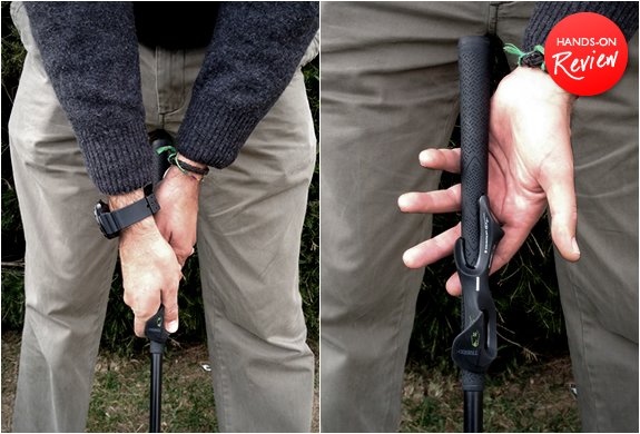 GOLF-GRIP | TRAINING AID | Image