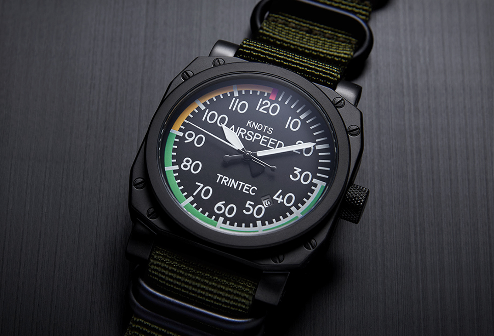 Trintec Aviator Watch | Image