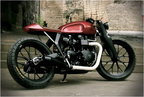 Triumph Speed Twin | By Rod And Tod Design | Image