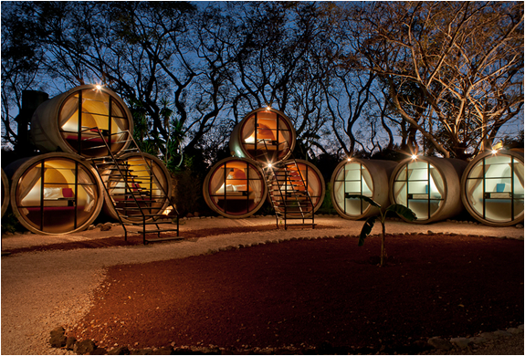 Tubohotel | Eco-friendly Hotel In Mexico | Image