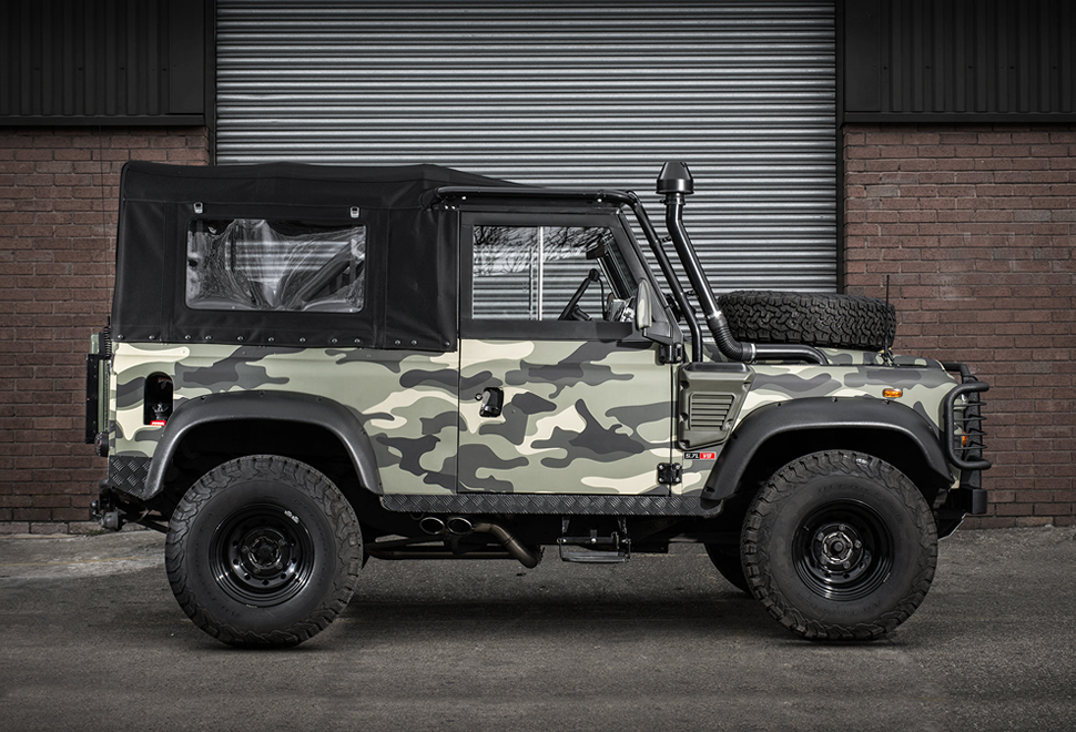 Military Edition Defender | Image