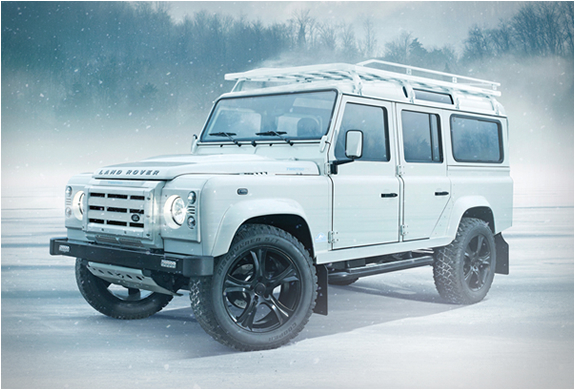 TWISTED ALPINE DEFENDER | Image