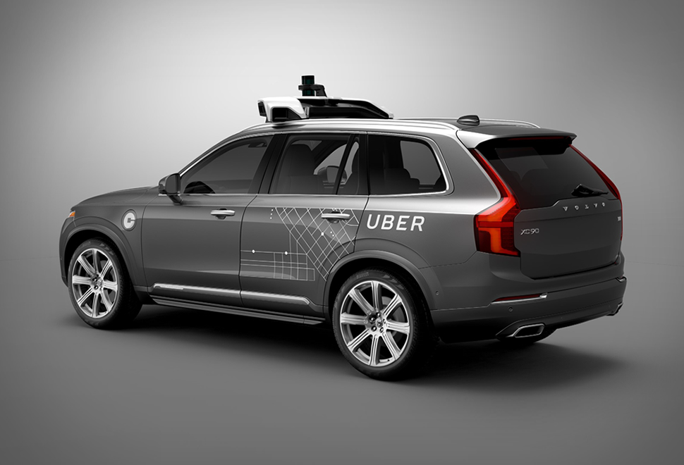 Uber Self-Driving Cars | Image