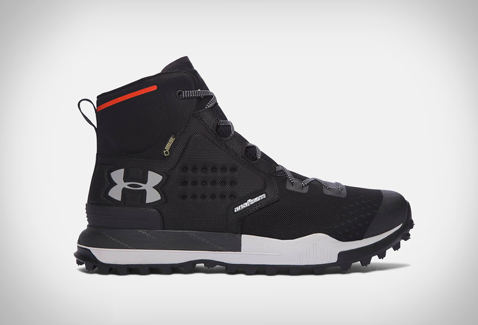 Under Armour Newell Ridge Hiking Boots | Image