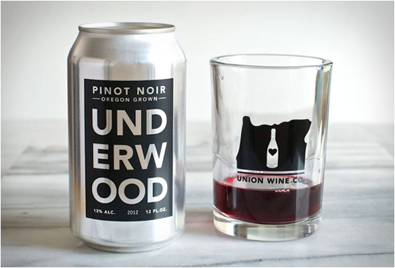 UNDERWOOD WINE IN A CAN | Image