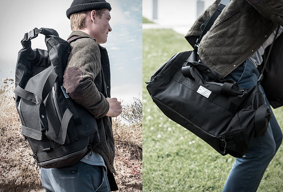 Unsettle Commuter Duffle Bag | Image