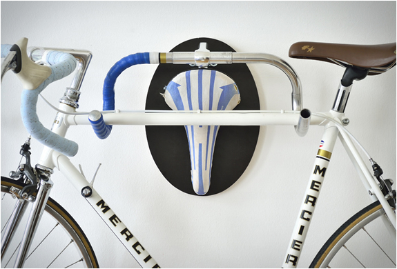 UPCYCLE FETISH | BIKE RACKS | Image
