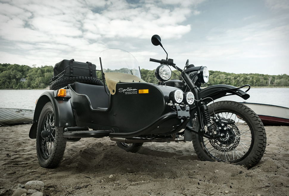 Ural Sportsman Adventurer | Image