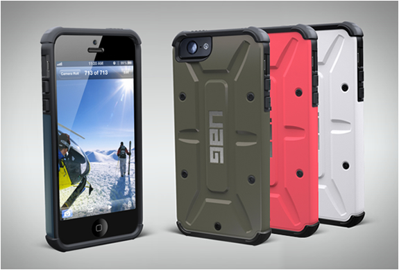 Iphone 5 Adventure Case | By Urban Armor Gear | Image