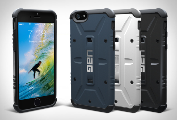 IPHONE 6 ADVENTURE CASE | BY URBAN ARMOR GEAR | Image