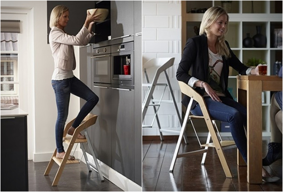 USIT | STEPLADDER CHAIR | Image