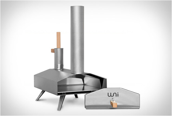 Uuni 2 | Wood-fired Pizza Oven | Image