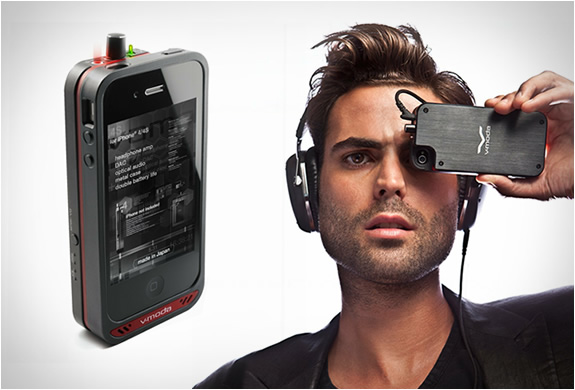 V-MODA VAMP | IPHONE HEADPHONE AMPLIFIER | Image