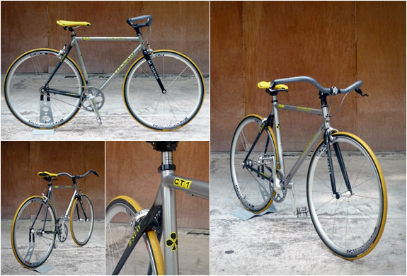 COLNAGO CT-1 MESSENGER BIKE | BY VANGUARD | Image