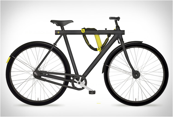 VANMOOF X AMSTERDAM DANCE EVENT BICYCLE | Image