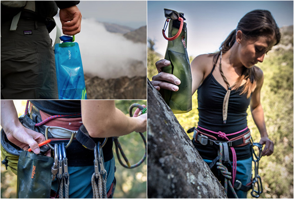 VAPUR ECLIPSE | COLLAPSIBLE WATER BOTTLE | Image