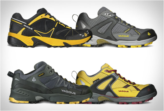 Vasque Trail Running Shoes | Image