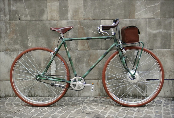 Velorapida | Vintage Electric Bikes | Image
