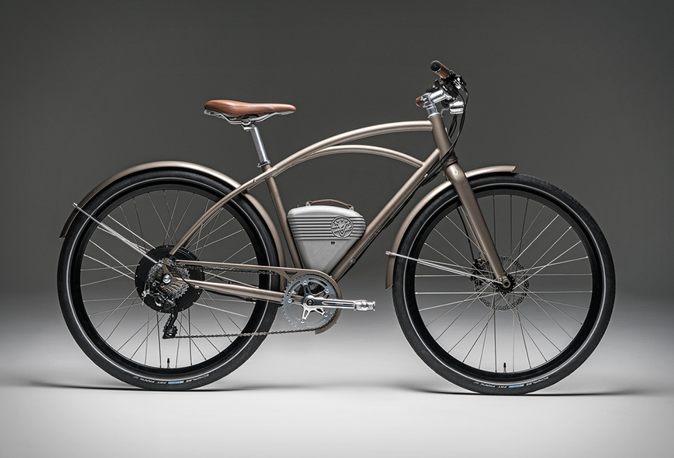 Vintage Electric Cafe E-Bike | Image