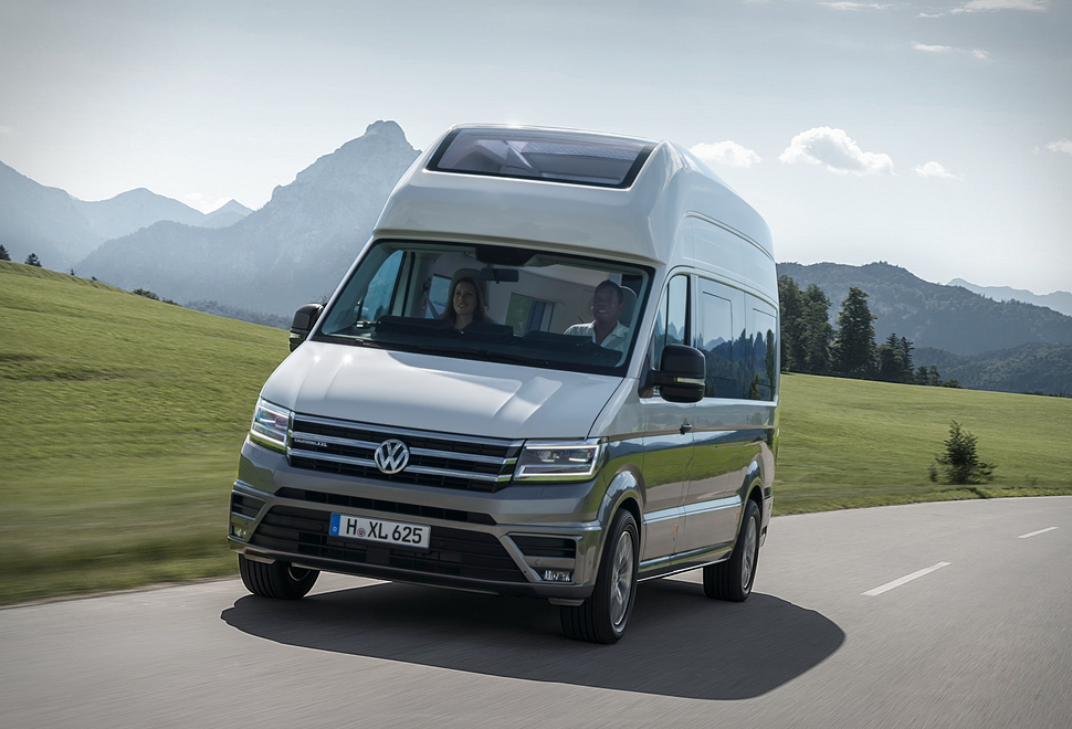 VW California XXL Camper | Image
