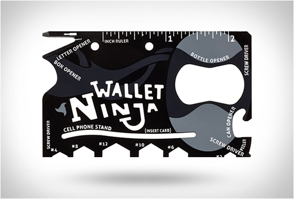 WALLET NINJA MULTITOOL | Image