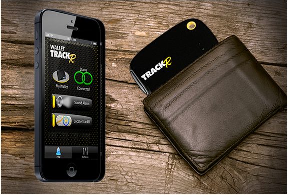 Wallet Trackr | Never Lose Your Wallet Again | Image