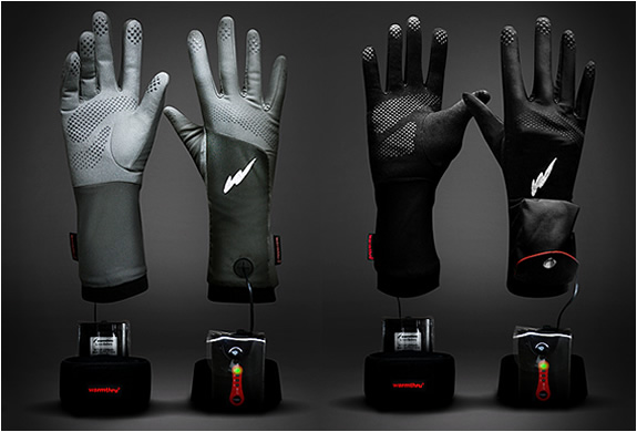HEATED GLOVE LINERS | BY WARMTHRU | Image