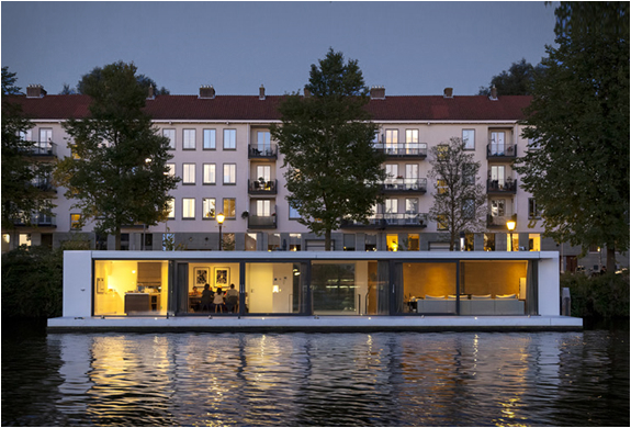Watervilla | By +31architects | Image