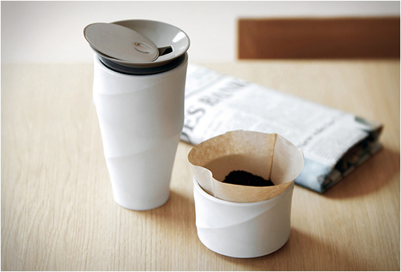 WAVE COFFEE TUMBLER | Image