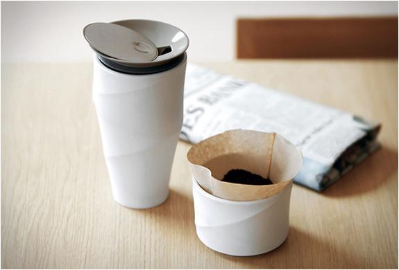 Wave Coffee Tumbler