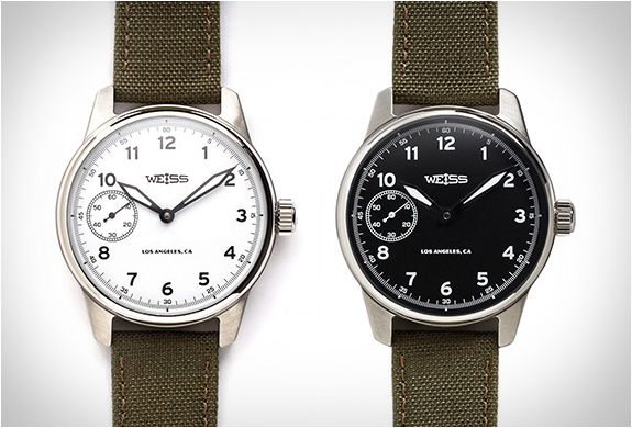 WEISS WATCHES | Image