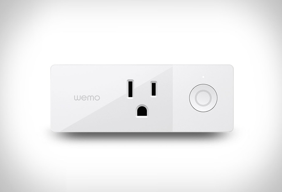 WEMO MINI SMART PLUG | Image