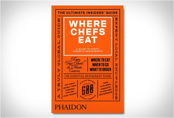 Where Chefs Eat 2015 | Image