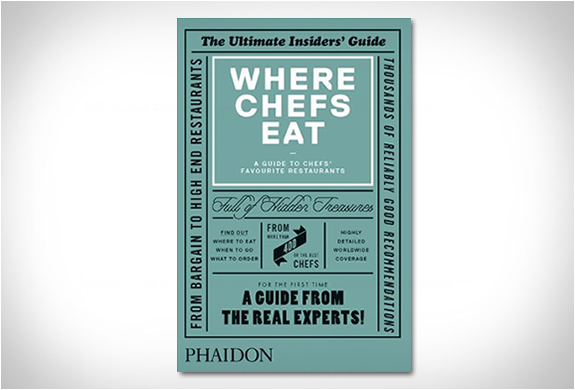 Where Chefs Eat | Image
