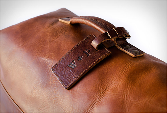 Military Duffle Bag By Whipping Post