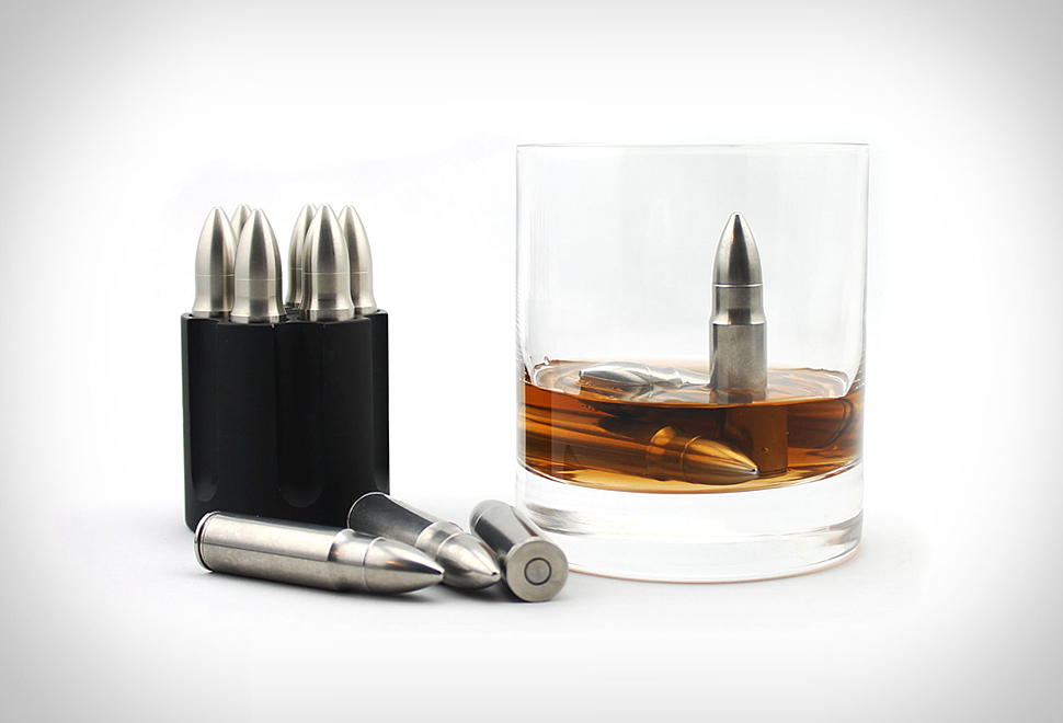 WHISKEY BULLETS | Image