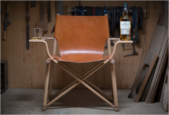 The Glenlivet Whiskey Chair | Image