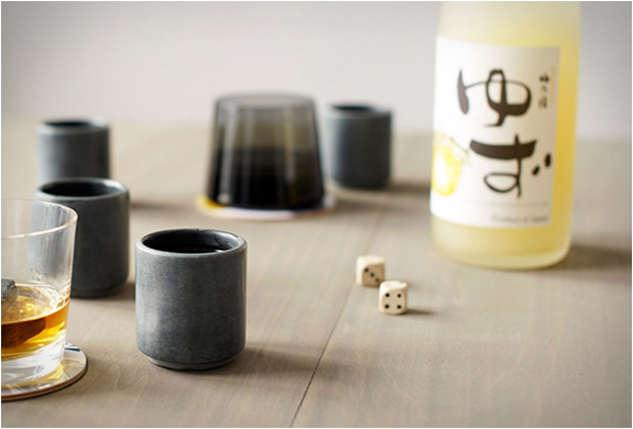 Whiskey Stone Shot Glasses | Image