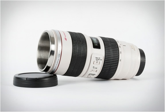 Blue Ridge Auto >> White Canon Camera Lens Mug