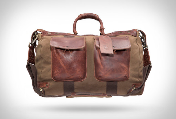 Traveler Duffle | By Will Leather Goods | Image