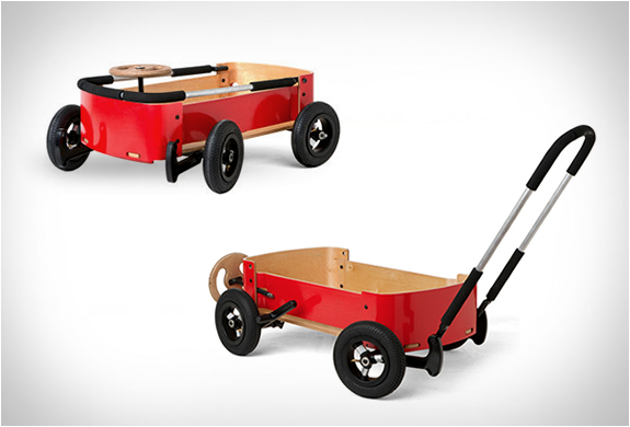 Wishbone 3-in-1 Wagon | Image