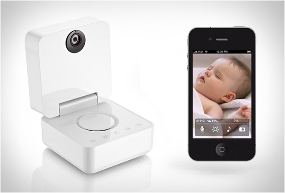Smart Baby Monitor | By Withings | Image
