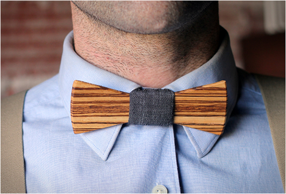 Wooden Bow Ties | Image
