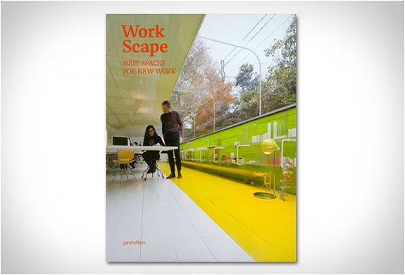 WORKSCAPE | NEW SPACES FOR NEW WORK | Image